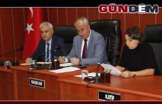 İl Genel Meclisi onuncu birleşimini yaptı