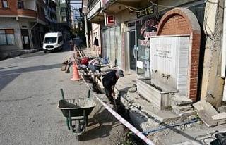 Karabük Belediyesi çalışmalarını sürdürüyor