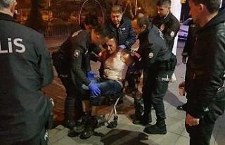 Otomobille polisi yaralayan alkollü sürücü serbest...