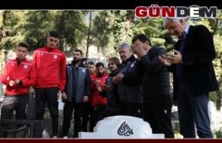 Samsunspor'dan vefa örneği!..