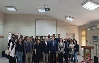 SMMMO ile Düzce Üniversitesi öğrencileri bir araya...