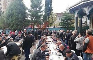 Türk Kızılay Karabük Şubesinden mevlit