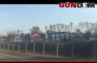 Uçak yolcuları tren mağduru oldu!..