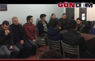 Ülkü Ocakları Alparslan Türkeş'ı unutmadı