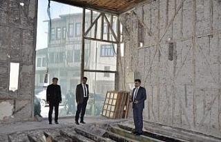 Vargeloğlu'ndan okullarda inceleme