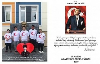 Atatürk törenlerle anılacak