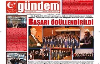21 ARALIK 2019 CUMARTESİ GÜNDEM GAZETESİ