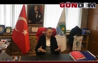 Zonguldak'ı yıkmak gerekiyor!
