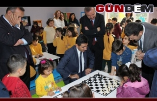 Akıl ve Zeka Oyunları Sınıfı açıldı