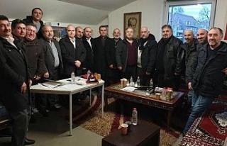 Almanya Karabük Yenice ve Çevresi Derneği Kurucular...