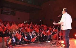 """""""Avaz Memleket Türküleri"""" dinleyicileriyle buluştu"""