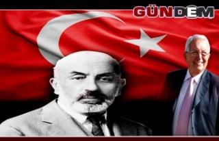 """Başkan Posbıyık """"mehmet Akif Ersoy'u Anma..."""