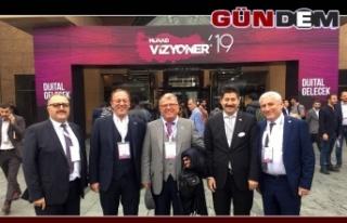 Çınar 'Vizyoner'19 Zirvesi' ni değerlendirdi