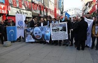 """Doğu Türkistanlı Mahmut Erkin: """"3 yıldır..."""