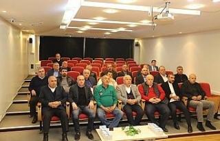 """DTSO Başkanı Şahin """"Düzcenin sesini daha iyi..."""