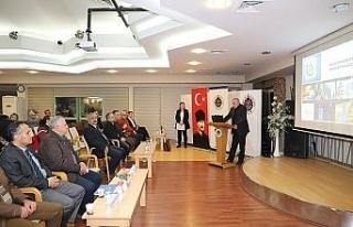 """DTSO Başkanı Şahin, """"Üniversite-sanayi işbirliği..."""