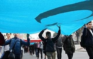 Düzce'de Doğu Türkistan'daki zulümler kınandı