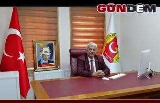 Günay, İl Başkanı olarak atandı..