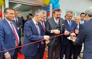 """Hisarcıklıoğlu: """"Filyos Limanı ile birlikte..."""