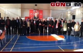 Kıbrıs Gazilerine Milli Mücadele Madalyaları Takdim...