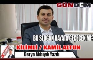 KİLİMLİ / KAMİL ALTUN