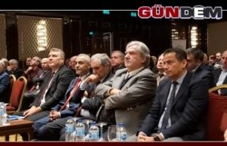 MADEN POLİTİKALARI ÇALIŞTAYI DÜZENLENDİ