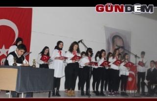 Mehmet Akif Ersoy 'u anma etkinlikleri