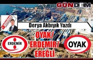 OYAK/ ERDEMİR/ EREĞLİ