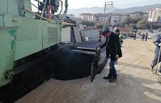 Safranbolu Belediyesi aralıksız çalışıyor