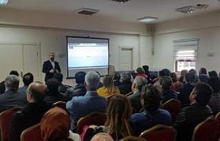Safranbolu Belediyesinde EBYS Eğitimi verildi