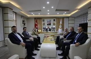 Safranbolu TSO'nun akreditasyon belgesi yenilenecek