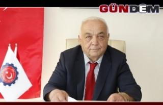 """Sarıoğlu, """"Torunlarımıza iyi bir gelecek bırakmak..."""