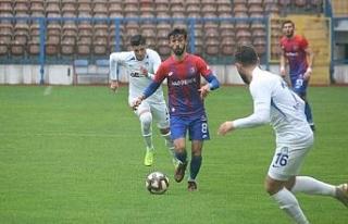 TFF 2. Lig: Kardemir Karabükspor: 0 - Ergene Velimeşespor...