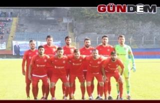Zonguldakspor Antalya'da kampa giriyor
