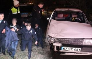 Ereğli´deki trafik kazasında 1 kişi hayatını...
