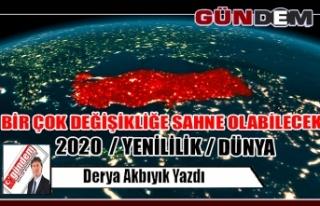 2020 / YENİLİLİK / DÜNYA