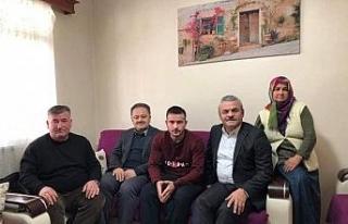 AK Parti Karabük teşkilatı ziyaretlerine devam...