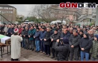 ANNE SARIALP SONSUZLUĞA UĞURLANDI...