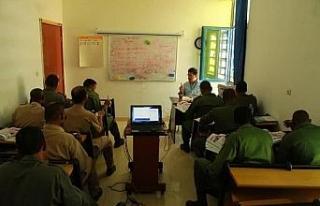 Bartın Üniversitesi'nden Moritanyalı askerlere...