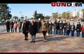 """Başkan Günay: """"10 Ocak'ı mutlu kutlayamıyoruz"""""""