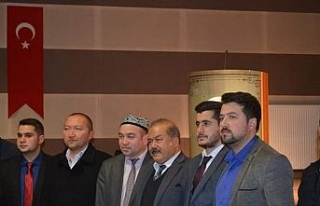 Başkan Kaya'dan Doğu Türkistan açıklaması