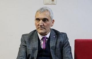 Başkan Yüksel'den Karabükspor açıklaması