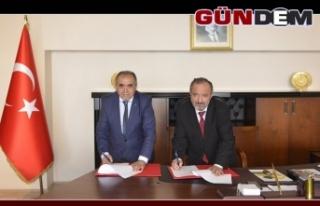 BEÜ ile PTT protokol imzaladı
