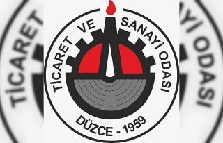 Düzce TSO deprem bölgesi için destek kampanyası...