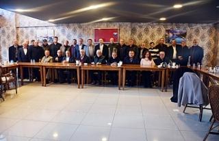 """""""EREĞLİ'Yİ İYİ BİR NOKTAYA GETİRECEĞİZ"""""""