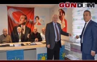 Zonguldak'a delege seçim başladı