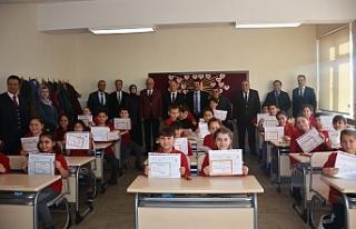 Kdz. Ereğli'de 32 bin 700 öğrenci karne aldı