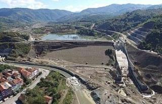 Kozcağız Barajı ekonomiye her yıl 20 milyon'luk...