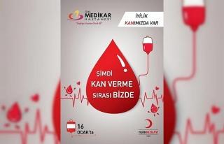 Özel Medikar Hastanesi kan bağışına destek verecek