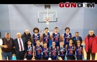 Potanın şampiyonu Zonguldak Belediyespor